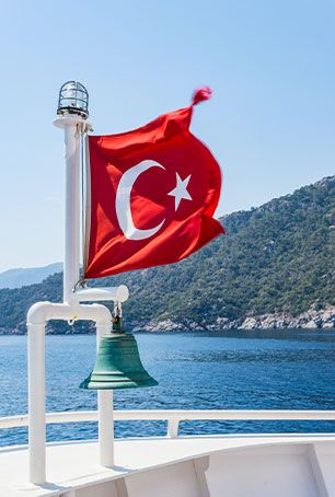 Türkiye İller ve Bölgeler Haritası