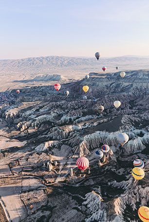 Türkiye'de Gezilmesi Gereken Yerler