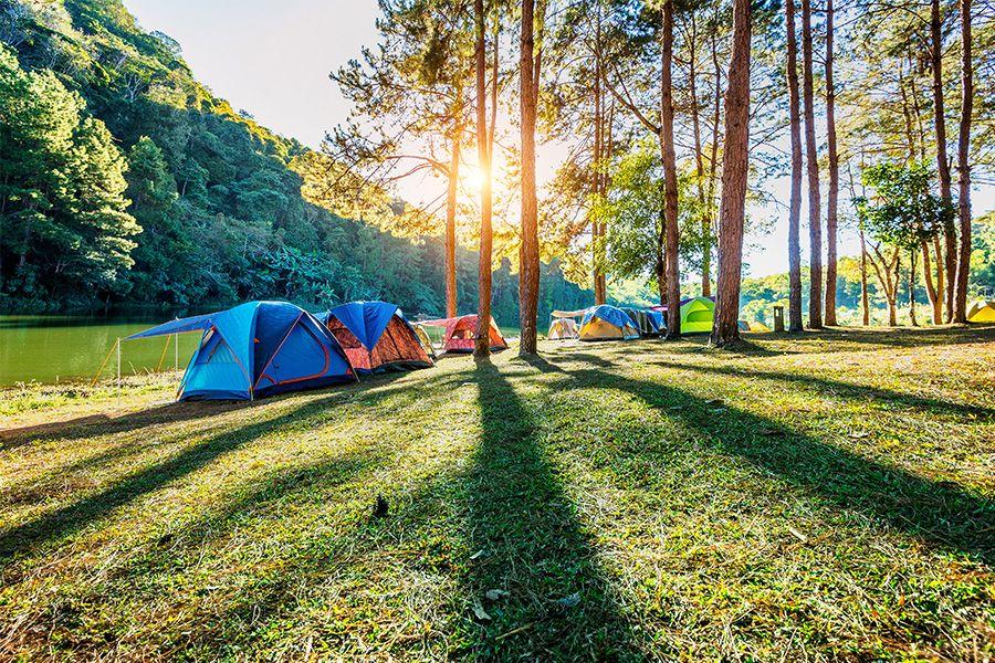 Doğada Kamp Yapmanın Püf Noktaları